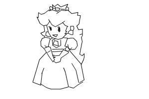 Princess Peach :3