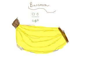 my sloppy bananas