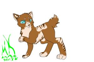 warrior cat adoptable!!!!!!!