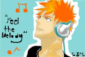 Ichigo: Feel the melody
