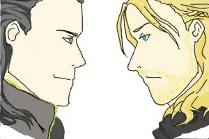 Loki and Thor, Dark World