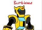 Bumblebee- Transformers Animated