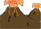 Volcano land
