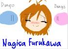how 2 draw Nagisa Furukawa (Clannad)