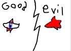 you dised phoniex star`s fait good or evil tell da