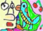 FACE / CHERRYS / ANIMAL