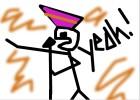 Stickman Singer