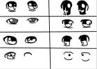 8 Manga Eyes.