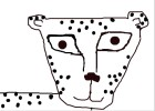 how to make a cheetah for little kids