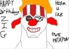 happy birth day zig