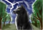 Lightening Wolf