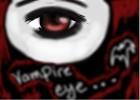 Vampire eye