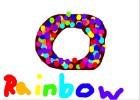 Random Rainbow Donut