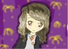 hermione granger anime version