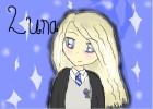 luna lovegood anime version