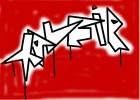 My name in Graffiti