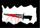 Horror Movie Knife