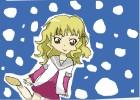 sakurako from yuru yuri