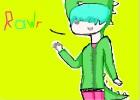 Rawr guy!