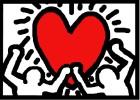 Keith Haring's Heart!