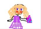 delancy in barbie princess charm school