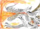 supernova dragon!!!