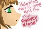 valentine's forever alone