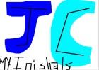 my inishals