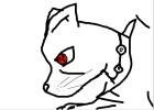 itachi cat/weasel