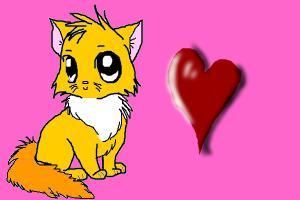 a kitten for LordTourettes