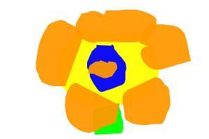 absract flower 2