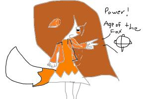 Age of the Fox Human