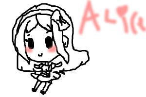 Alice Chibi