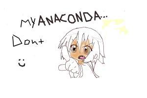 Anaconda LOOOZER~!