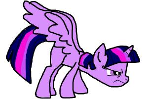 angry princess Twilight