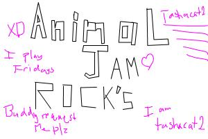Animal jam ROCKS (Plz friend me.) I am tashacat2