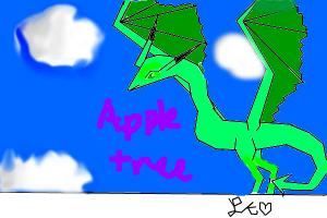 Apple Tree the dragon