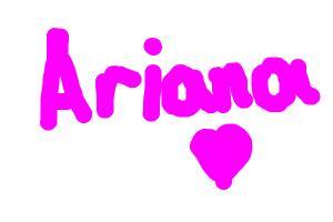 Ariana♥