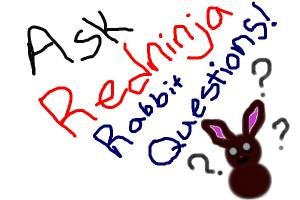 Ask REDNINJA rabbit questions