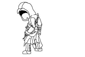 Assassins Creed Chibi