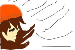 Autumn Anime Girl