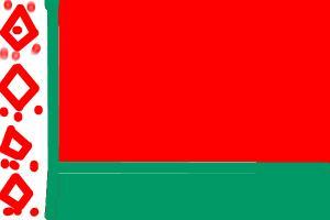 (BAD) Belarus Flag!