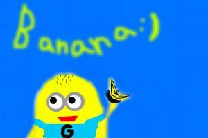 banana minion!