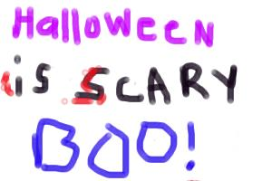 boo scary