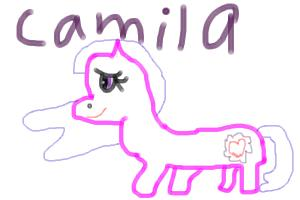 camila a made up my little pony
