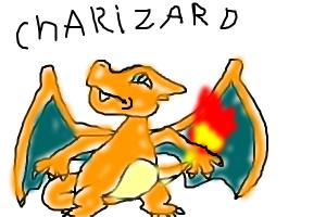 Charizard,the dragon