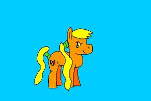 Chatta from Pop Pixie as an MLP