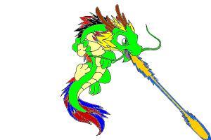 Chibi Dragon 2