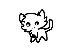 Chibi Kitty