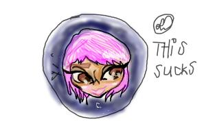 crappy first drawing tablet drawing ugh